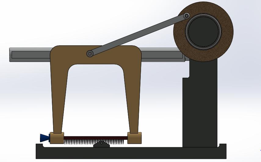 kesme mekanizmasının kinematik analizi