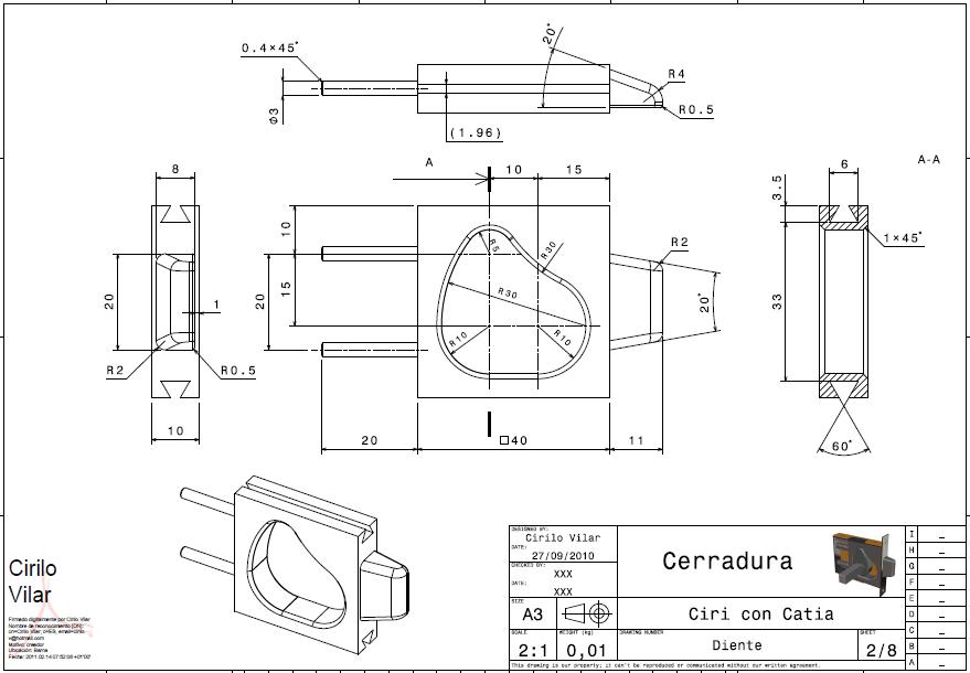 teknik resim örnekleri 16