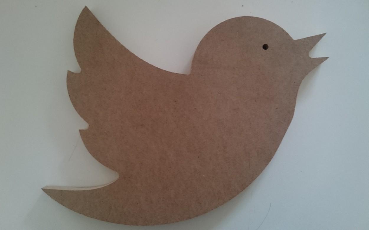 twitter logo yapma