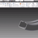 autodesk inventor sheet metal uygulama