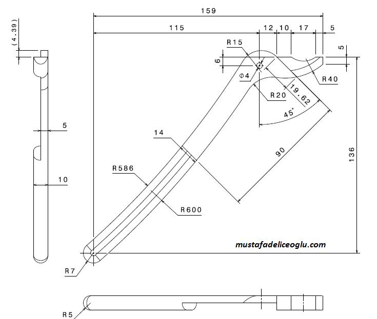 teknik resim örnekleri 13