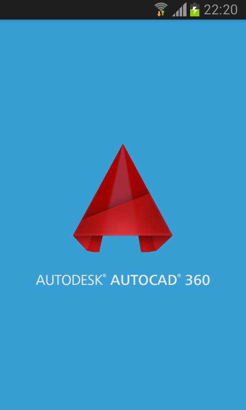 autocad android uygulaması