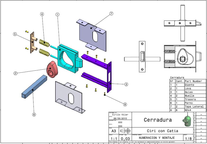 teknik resim örnekleri 15