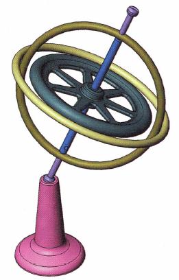 jiroskop montajı